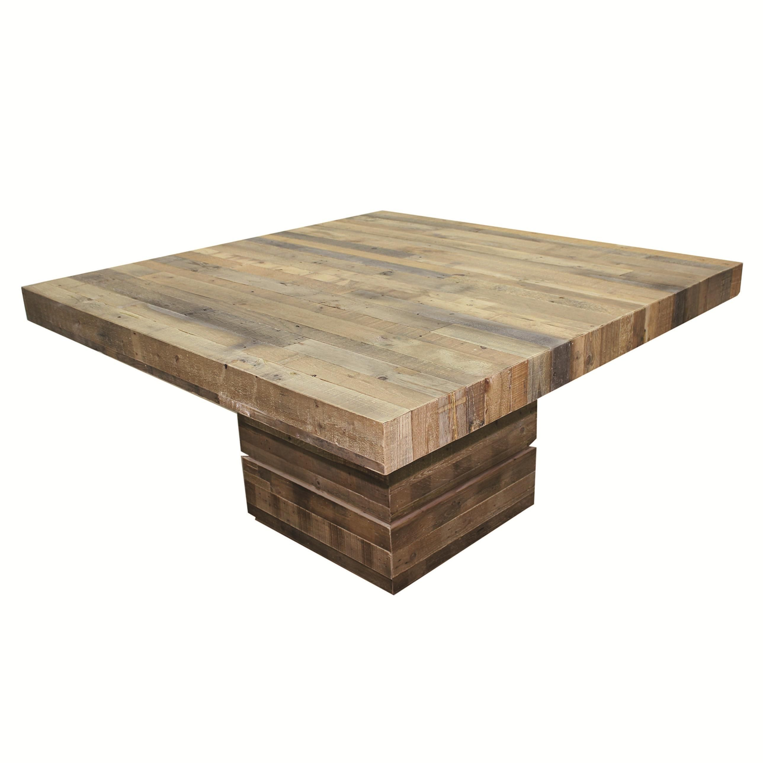 Sierra Tahoe Square Dining Table By Four Hands   Reeds Furniture   Dining  Room Table Los Angeles, Thousand Oaks, Simi Valley, Agoura Hills, Woodland  Hills