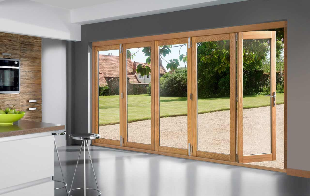 Delightful Sliding Glass Pocket Patio Doors | Best Sliding Patio Doors With Five Glass  Panels
