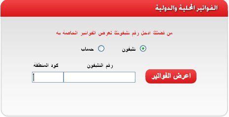 الاستعلام عن فاتورة التليفون الارضى موقع المصرية للاتصالات سبتمبر اكتوبر 2014 Boarding Pass