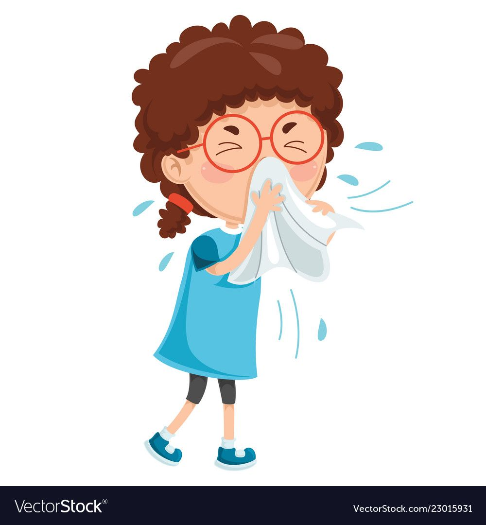 Of child diseases Royalty Free Vector Image - VectorStock ...