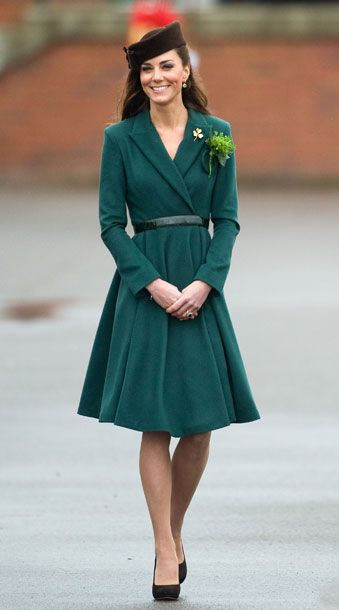 Coat by Emilia Wickstead. - Princess style