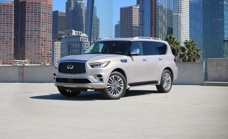 New Infiniti Suv 2020 Changes And Price In 2020 New Suv New Infiniti Suv Prices