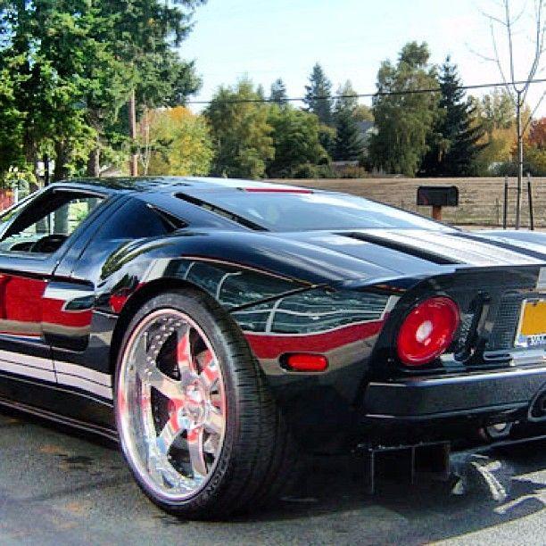 Ford GT40 Billet Nation 6 Spoke Wheels Billet