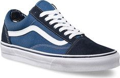 vans old skool homme navy