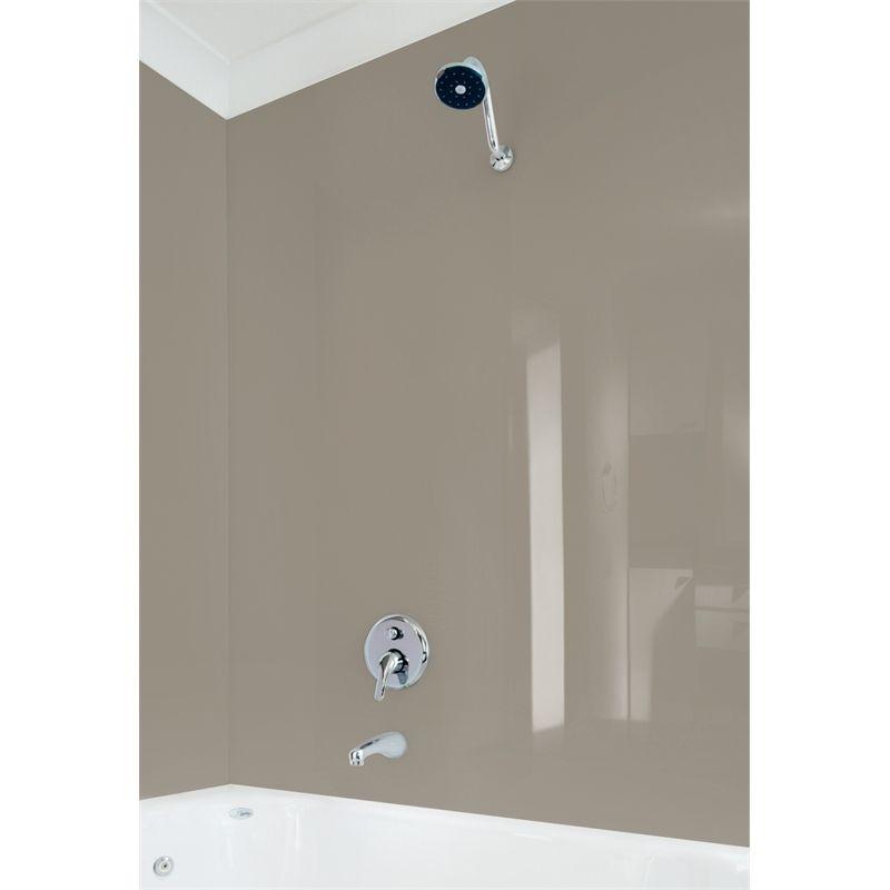 Vistelle 2440 x 1000 x 4mm Tawny High Gloss Acrylic Bathroom Panel ...