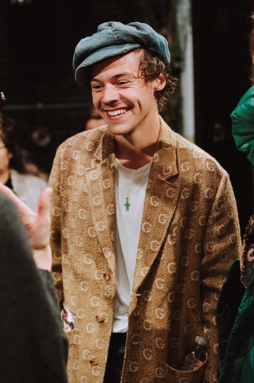 Harry Styles Rolling Stone Magazine 2019