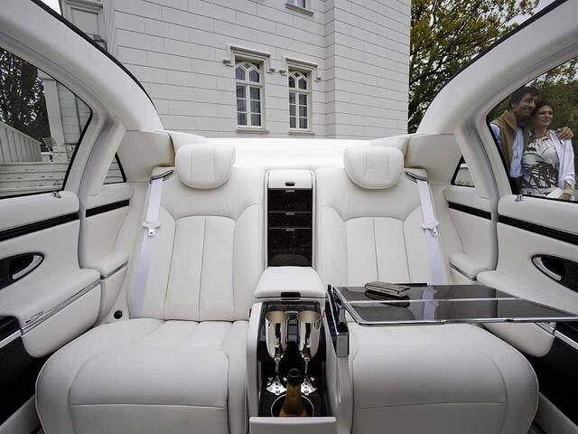 $8 Million Maybach Exelero Interior | Super Cars | Pinterest ...