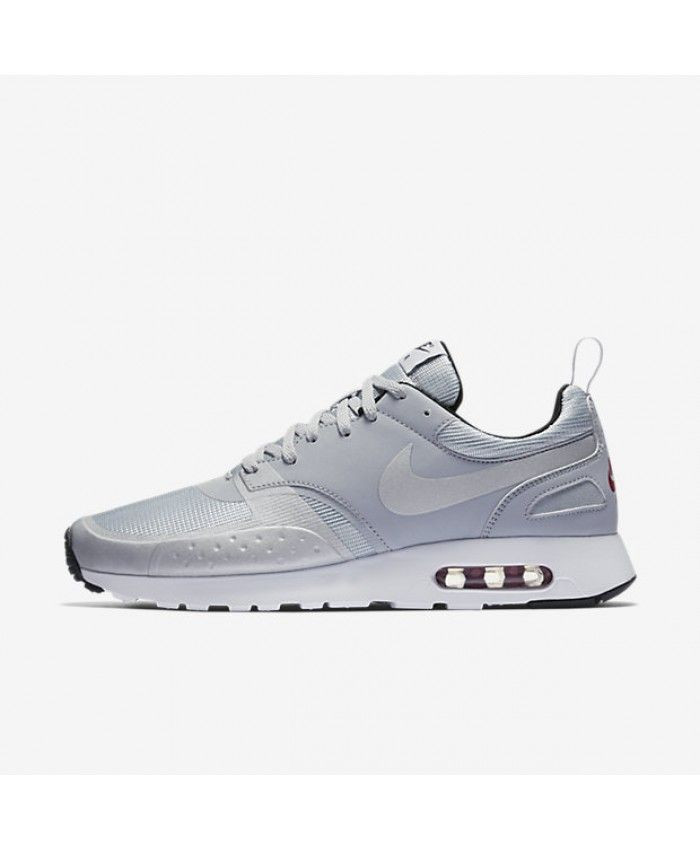 size 40 50b03 e1003 Nike Air Max Vision Premium Wolf Grey Varsity Red Black Metallic Silver  918229-002