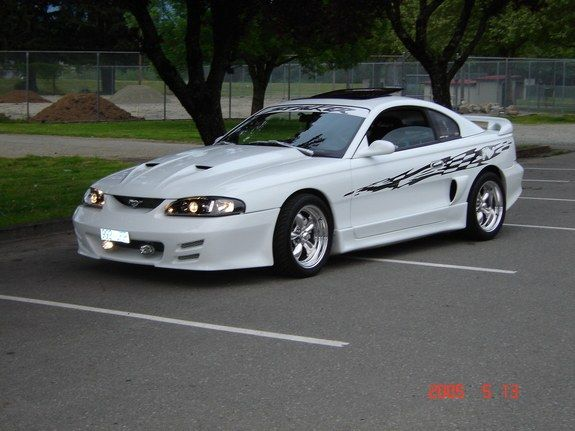 Another Coltorosa 1996 Ford Mustang Post Photo 7977054 Ford Mustang Ford Mustang Saleen Mustang