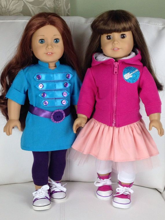 Fresh Beat Band KIKI Outfit for American Girl by