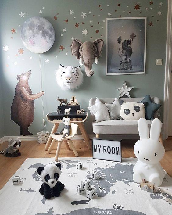 Kinderzimmer modelle kits dekoration # kinderzimmer