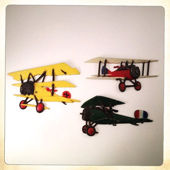 Vintage Metal Airplane Wall Decor Homco Etsy Airplane Decor Airplane Wall Airplane Wall Decor