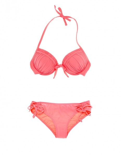 10e1c6af0c Pink Push-Up Bikini Cordelia | Adore Me | XO VoxBox | Bikinis ...