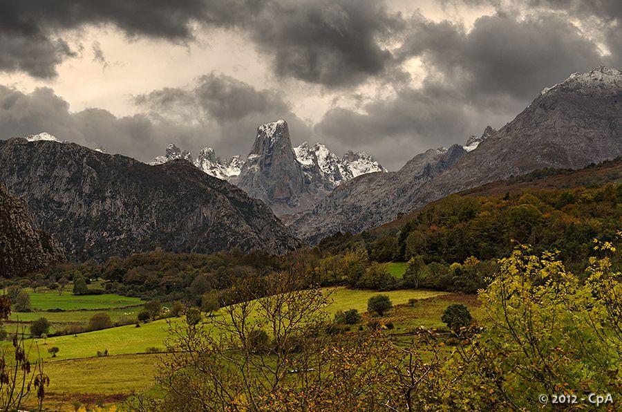 Picu Urriellu No Dejes De Visitar Los Picos De Europa Si Vienes A Cantabria Spain Natural Landmarks Travel Spain