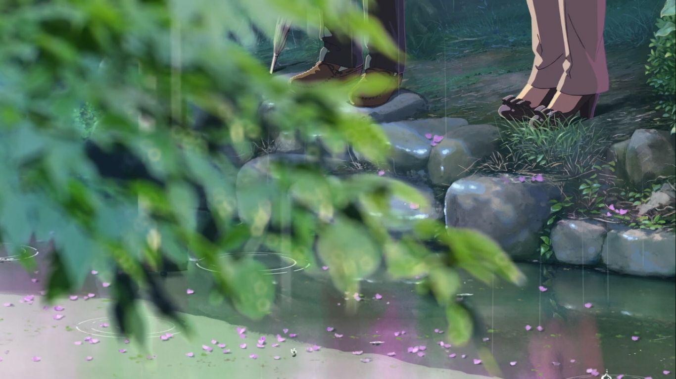 /Kotonoha no Niwa/1515911 Zerochan Makoto Shinkai