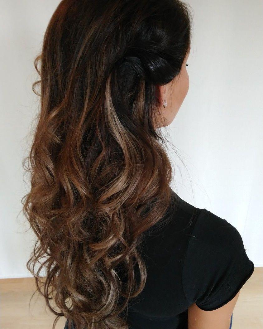 hairielle  Pflegeleichte frisuren, Haar styling, Echthaar extensions