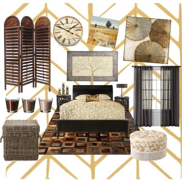 """""""Bedroom"""" by lynsieculver on Polyvore"""