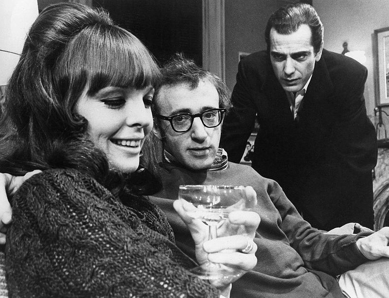 Diane Keaton, Woody Allen, Jerry Lacy Play it Again, Sam Broadway - möbel martin küche