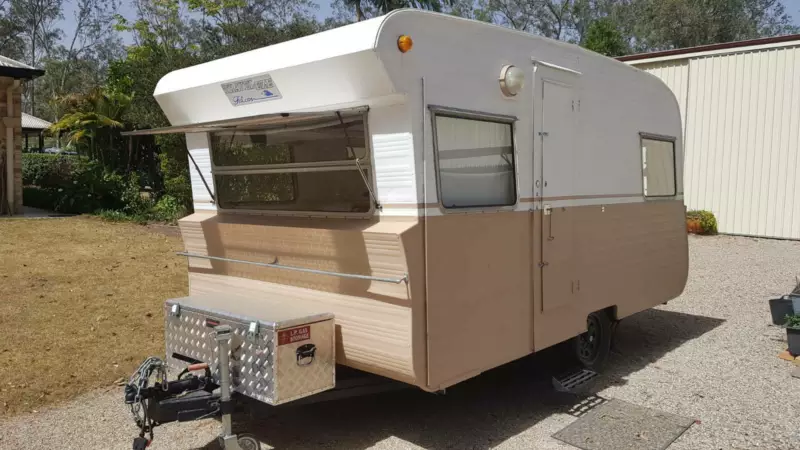 1966 Travel Eze Falcon Restored Classic Caravan Caravans Gumtree Australia Logan Area Greenbank 122 Caravans For Sale Used Caravans Gumtree Australia