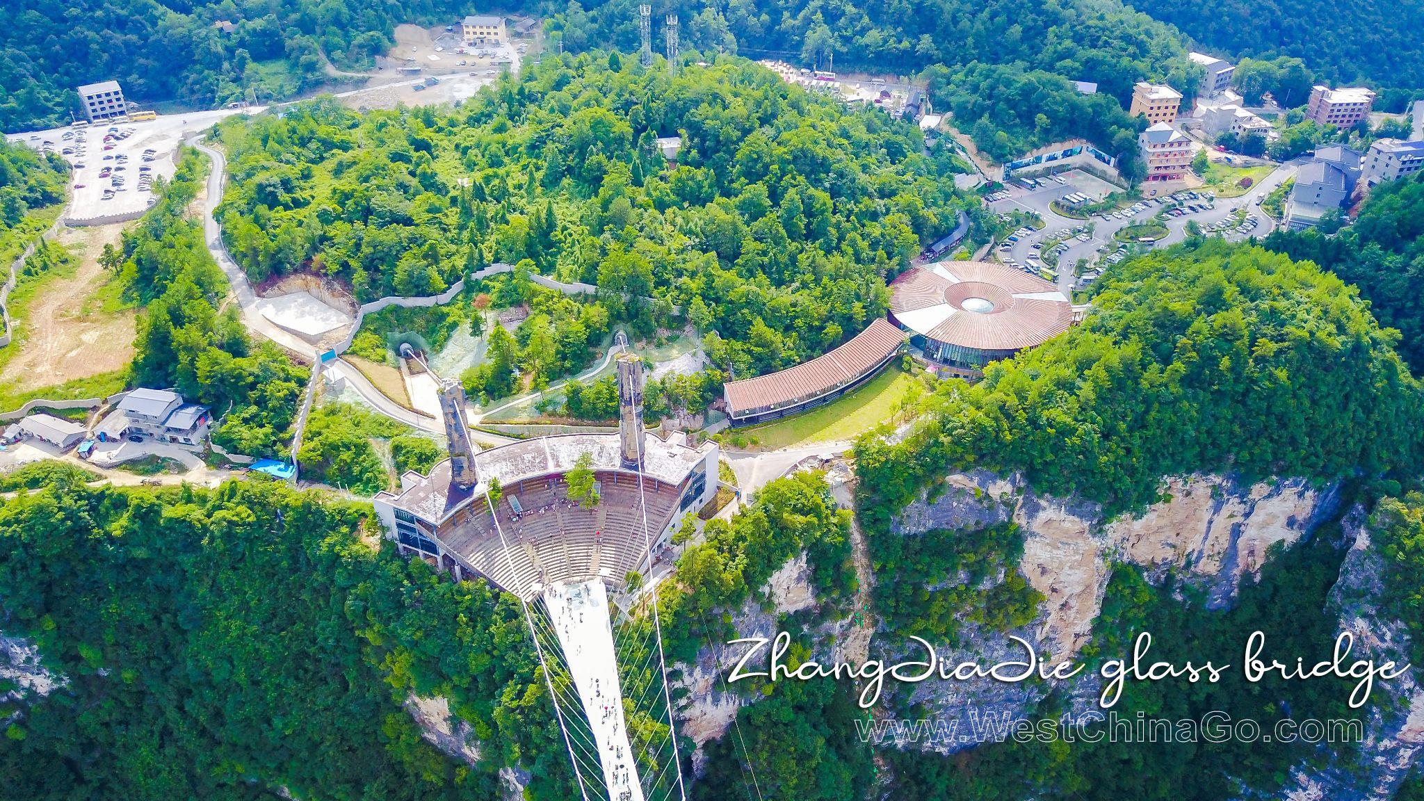 China zhangjiajie glass bridge tours chengdu westchinago
