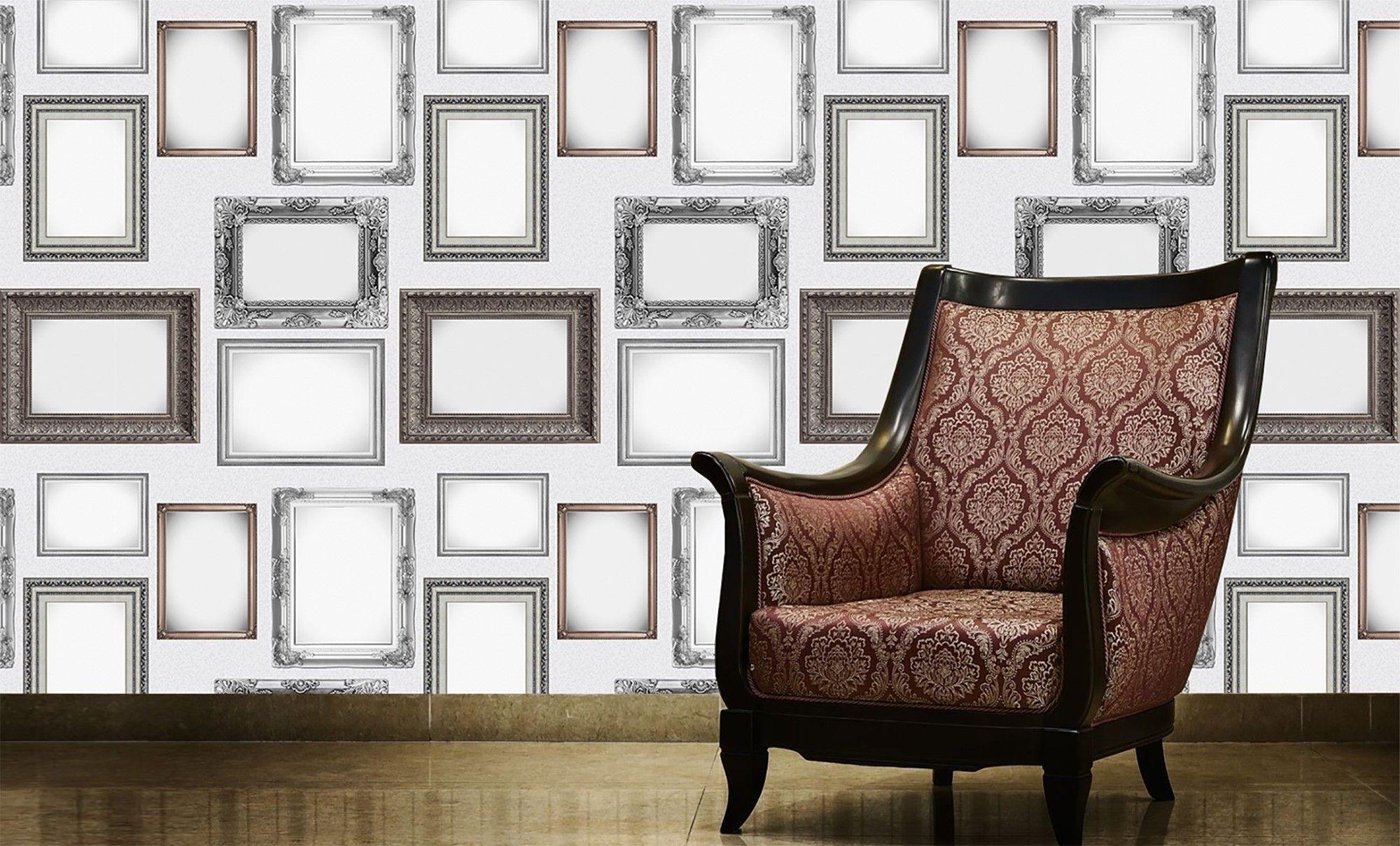 Frames Wallpaper(53cm x 1005cm)
