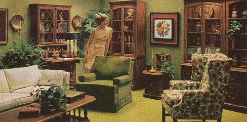 Midcentury Modern Boys Room