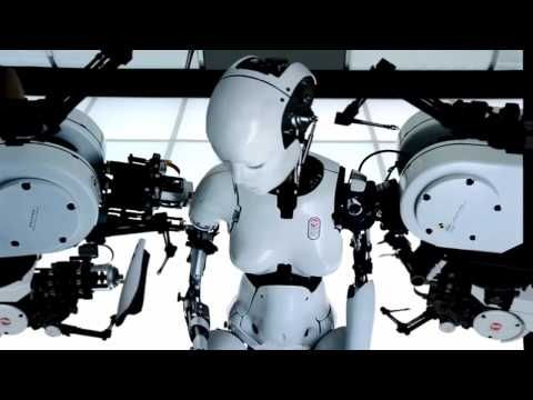 Bjork All Is Full Of Love Hd Chris Cunningham Video Youtube