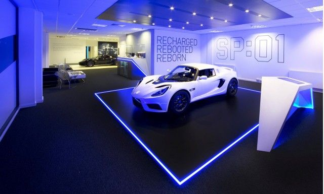 Detroit Electric Opens First Showroom Car Showroom Electric