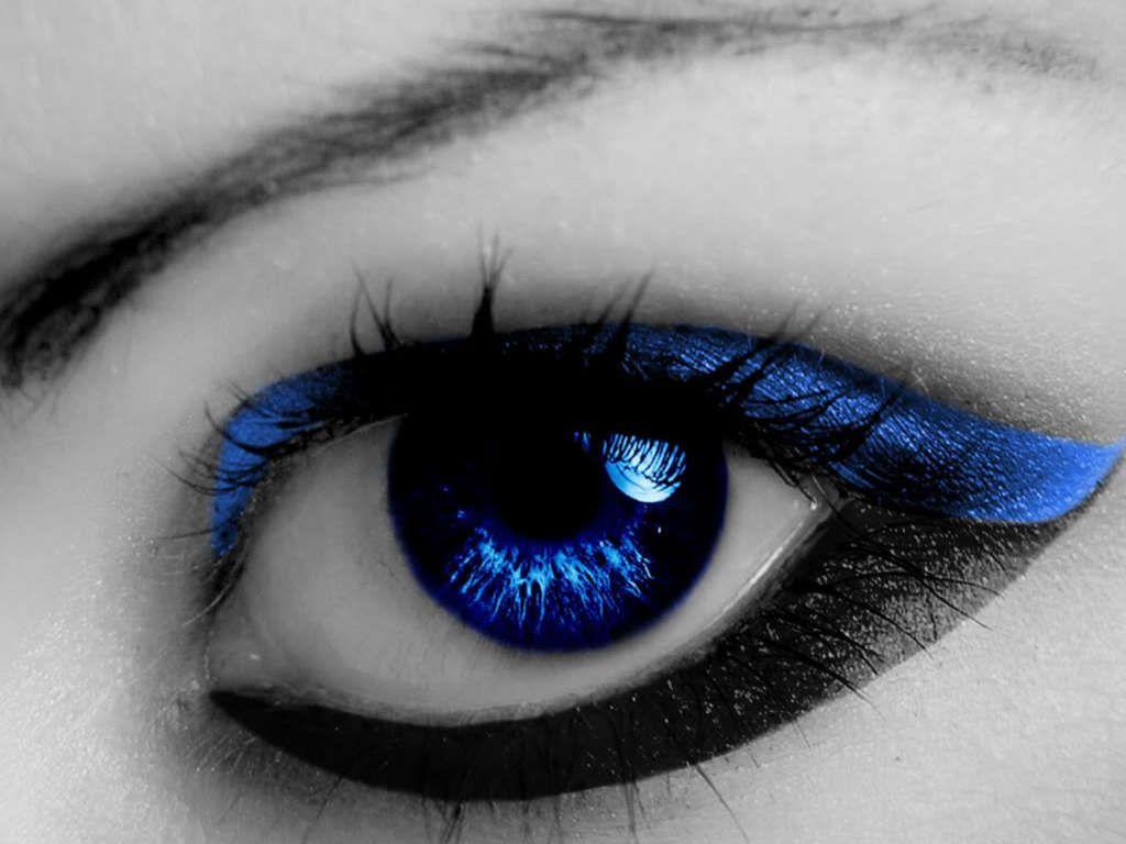 10 Blue Eyes Wallpapers Electric Blue Eyes Dark Blue Eyes Eyes Wallpaper