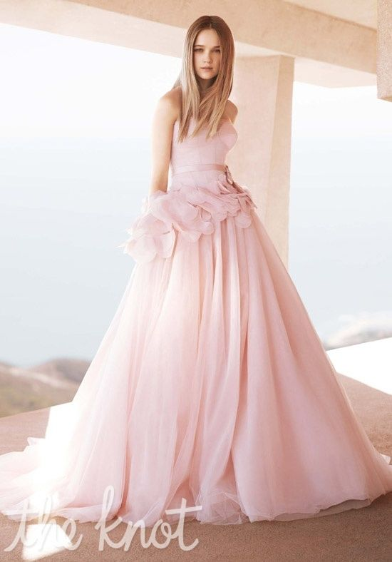 VW351112 by White By Vera Wang, | Body & Style: Oh, You Fancy, Huh ...