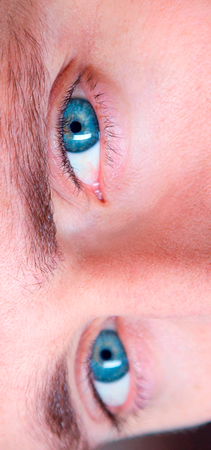 Tom Hiddleston's eyes ...