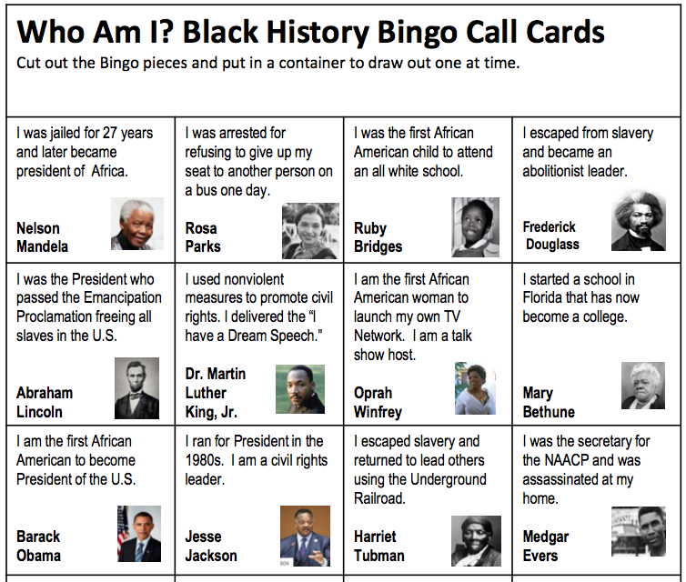 Photo of Black History Month for Kids (Printables, Coloring Sheets & Games, Oh My!) – Moms 'N Charge®