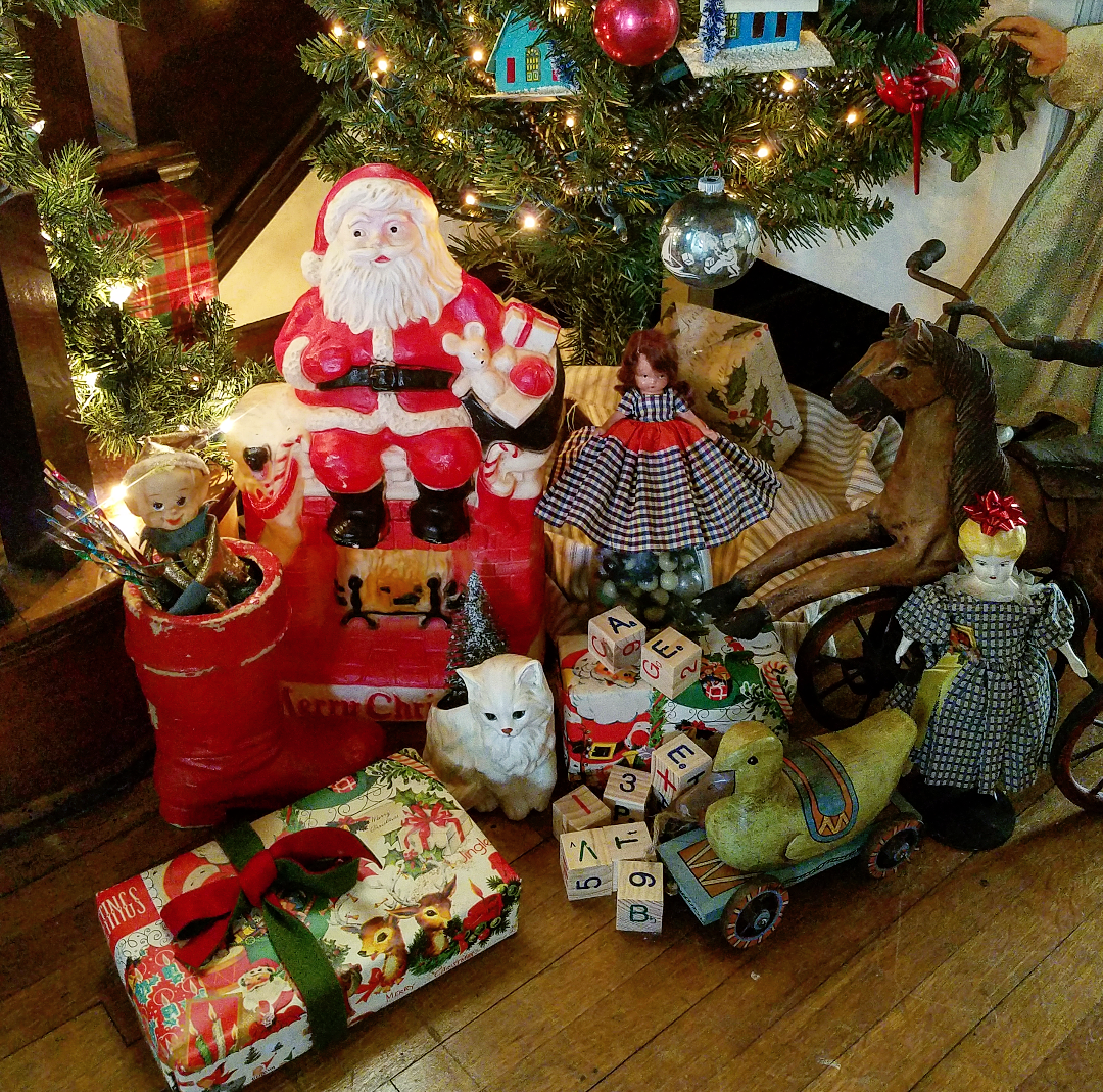 A Holiday Grand Finale Stunning Christmas Home Tour | Christmas ...