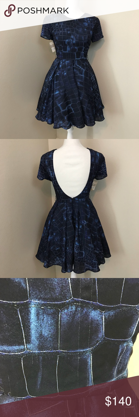 Frame & Partners Low Back Dress | Short sleeves, Shorts and Customer ...