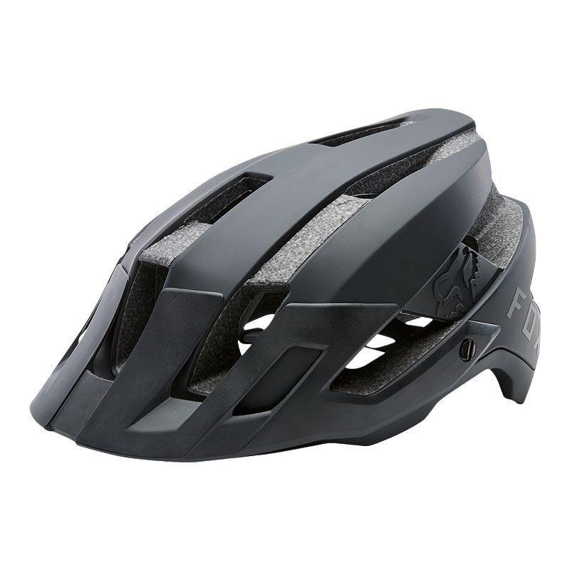 Fox Flux Men S Mountain Bike Helmet 2018 Black Mountain Bike