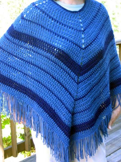 Crochet+Poncho+Patterns+for+Beginners | Ravelry: Easy Ponchos ...