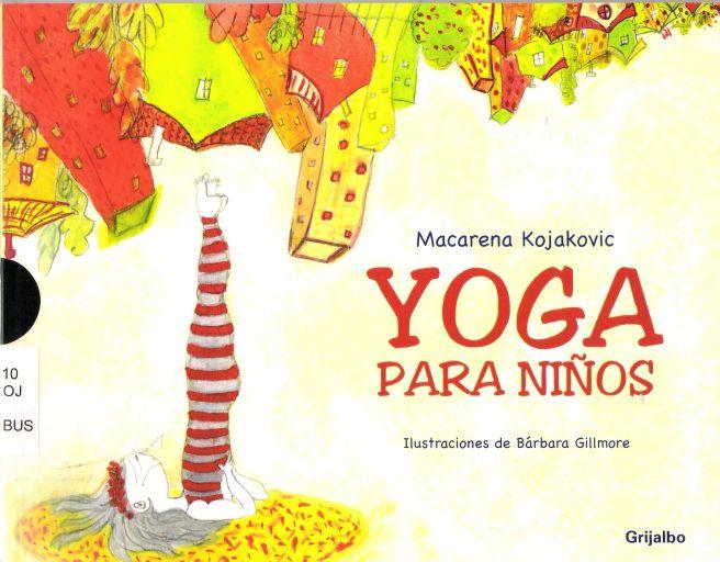Libro Especial Yoga Para Niños Gratis Para Descargar E
