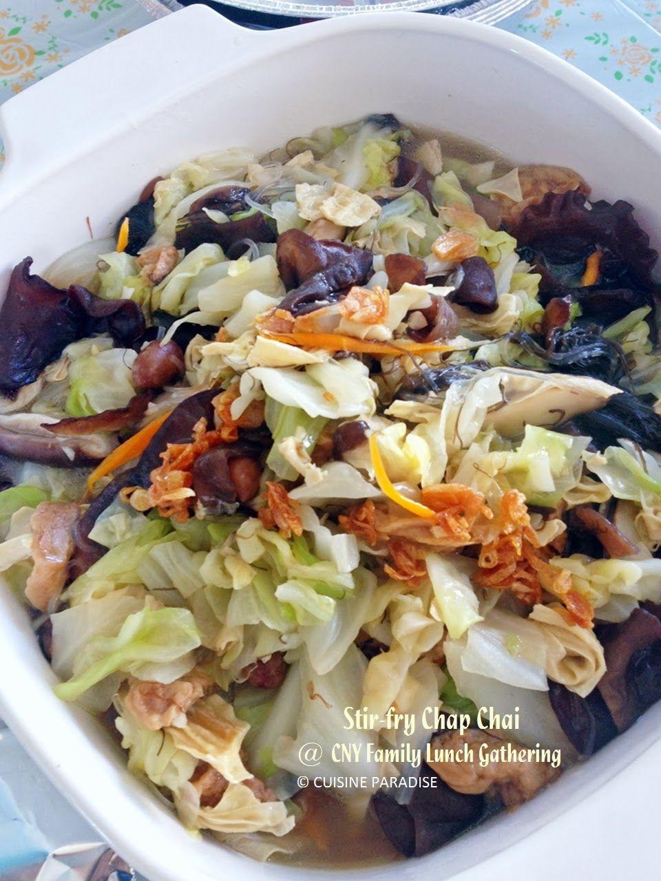 Chinese New Year Food Singapore