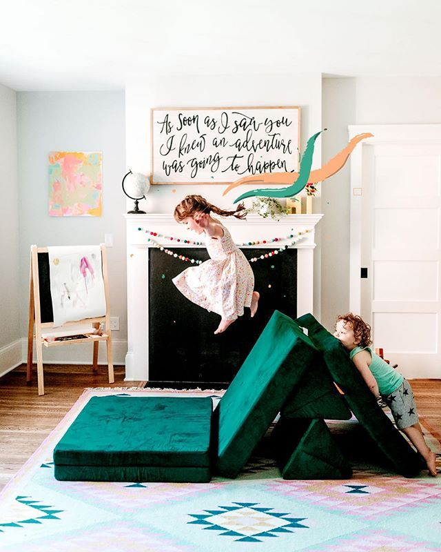 The nugget couch | Nugget couch ideas, Kids playroom ...