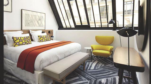 Suite parentale déco  une chambre à coucher design et confortable