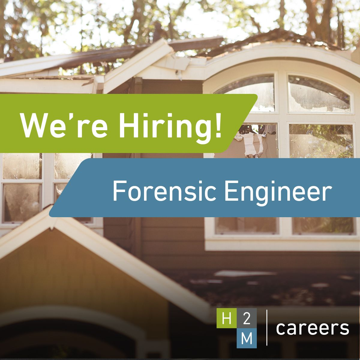 We Re Hiring A Forensic Engineer With 5 Years Of Experience In Melville Ny Job Description The Ideal Candidate Will Building Systems Roof Damage Homeowner