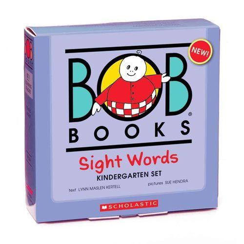 Bob Books Sight Words Kindergarten Paperback Walmart Com Bob Books Sight Words Kindergarten Sight Words