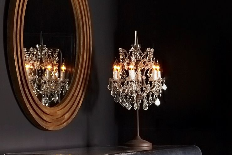 timothy oulton crystal chandelier small # 46