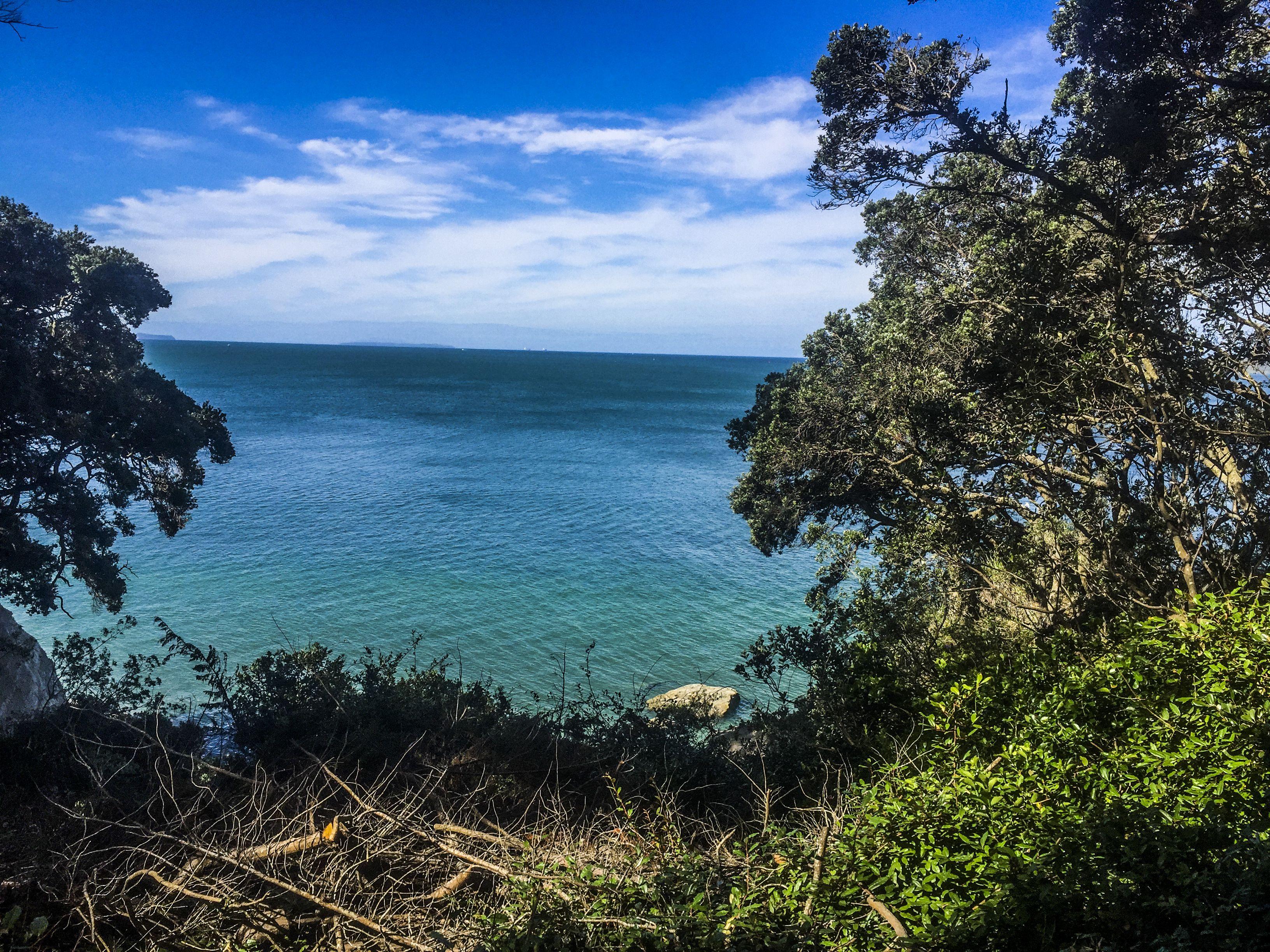 Sea View Scenic Scenic Views Scenery