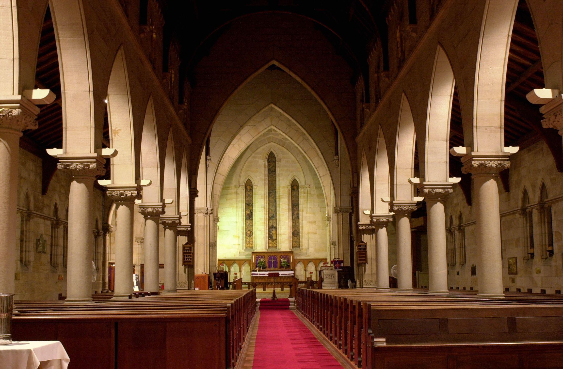 st thomas church north sydney - Google Search | Wedding ...