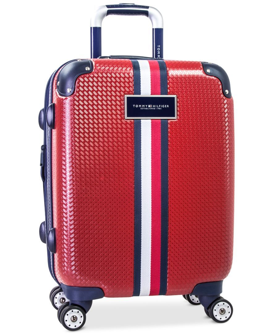 tommy hilfiger small suitcase