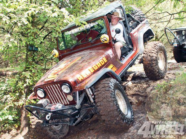 Sam S Offroad Equipment 1984 Jeep Cj 7 Renegade 4 Wheel Off Road Magazine Jeep Cj Jeep Jeep Cj7