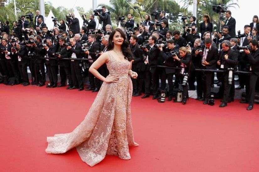 Aishwarya wore an Elie Saab gown, turning heads on the red carpet white attending the premiere of Steven Spielberg's The BFG. Cannes 2016
