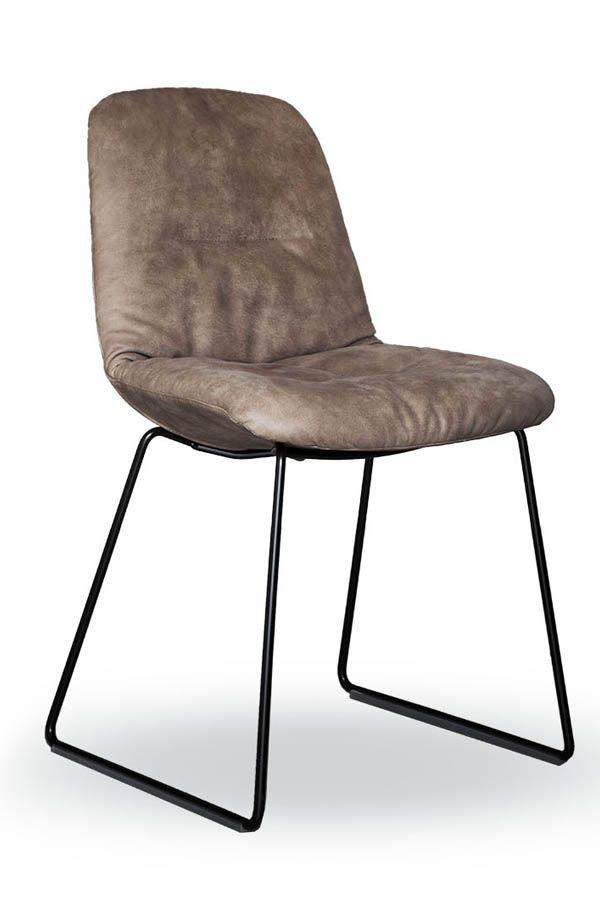 Wunderbar TONON Step Polsterstuhl 9w4.93 | Leder | Made In Italy | Pinterest |  Filigranes Design, Lederstühle Und Stuhl