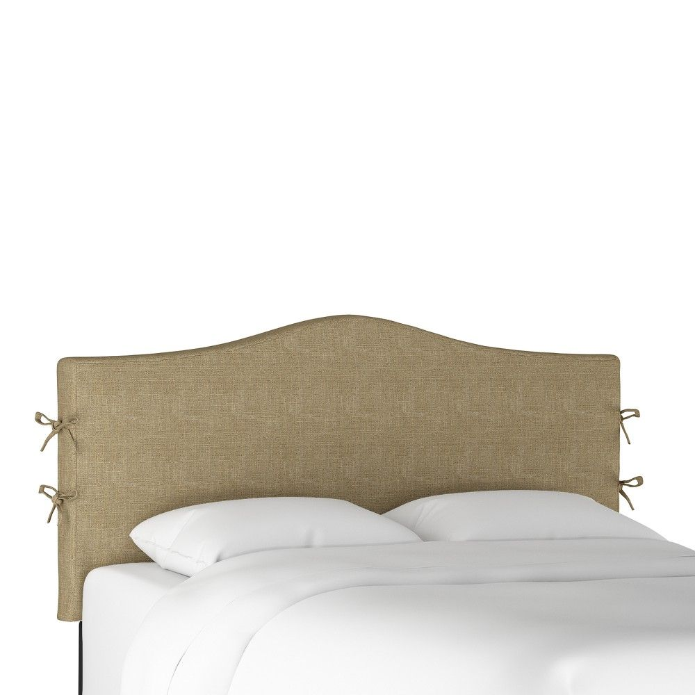 This Slipcover Headboard From Threshold Is A Simple Way To